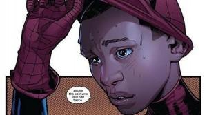 Miles morales nuevo spiderman