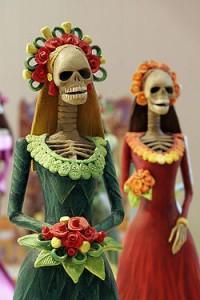 calaveras-catrinas-dia de muertos