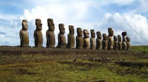 Isla de Pascua en CHile