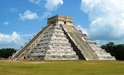 Templos-Mayas-Chichen-Itzá