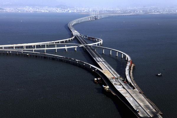 El Puente mas largo del mundo