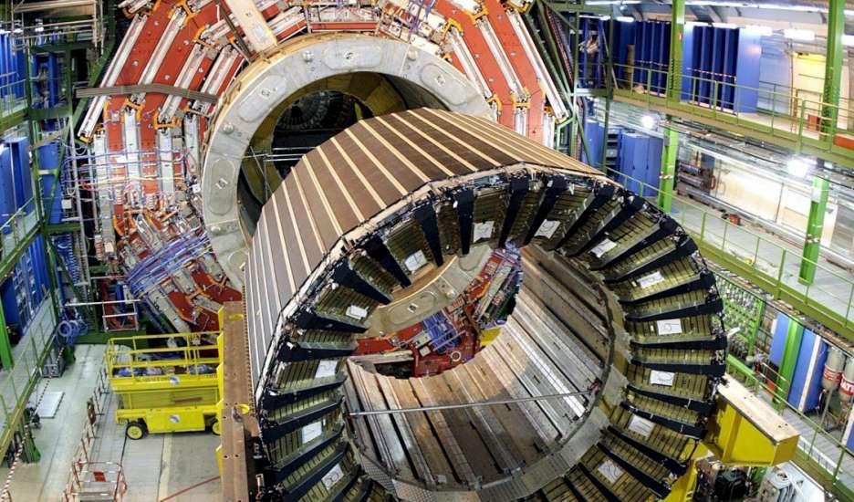 Acelerador de Partículas del CERN