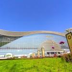 El edificio más grande del mundo está en China