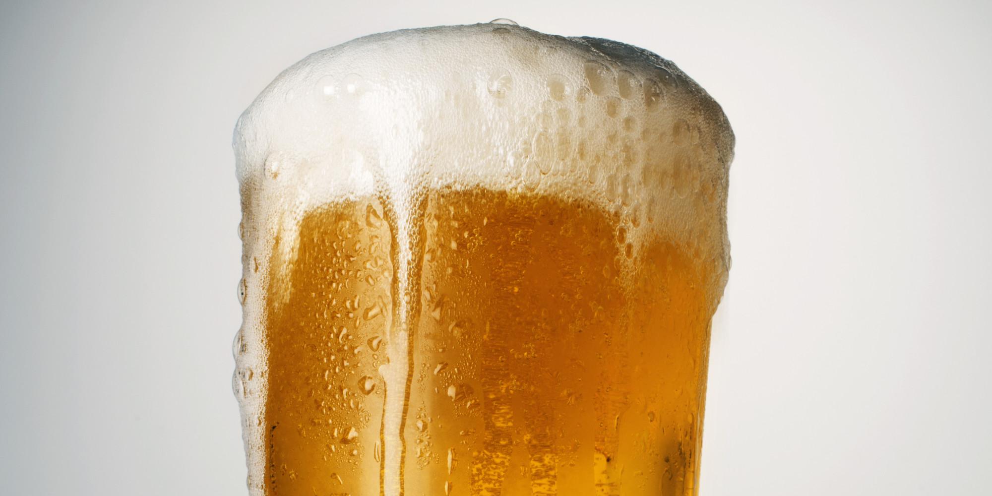 Cerveza radiacion