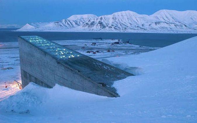Svalbard boveda