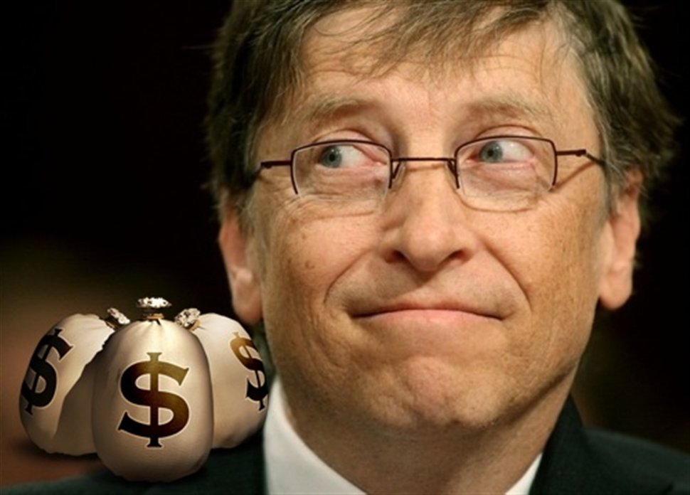 Curiosidades sobre bill Gates