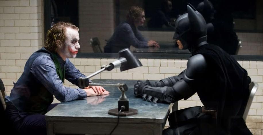 Por que batman no mata al joker