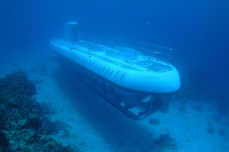 oceano profundidad