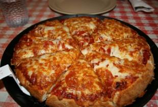 ¿Por qué las cajas de Pizza son cuadradas y no redondas?