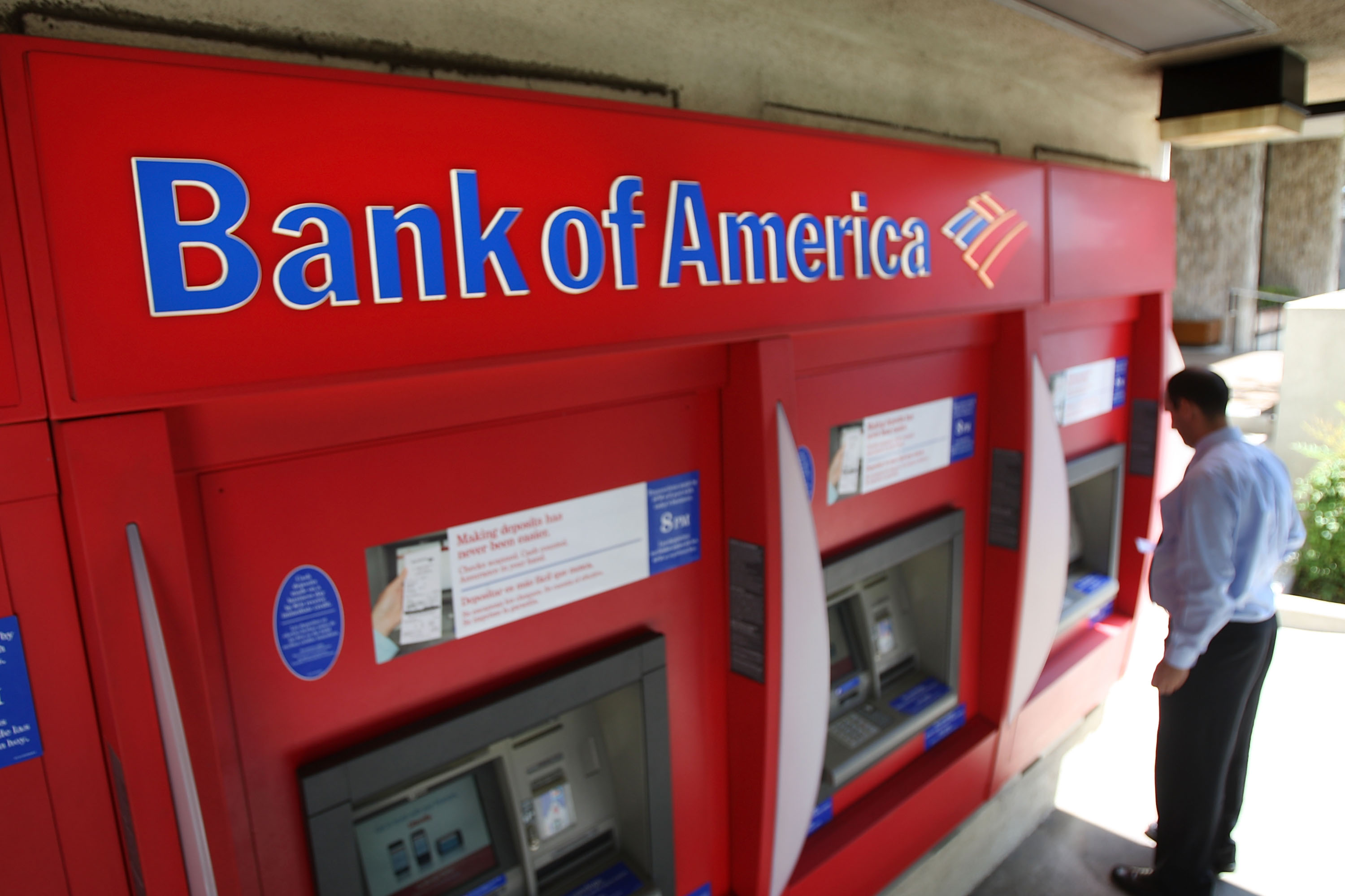 Bank Of America To Close 10 Percent Of Its Branches