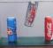 ¿Por qué la Coca Cola Light flota y la Coca Cola normal no?