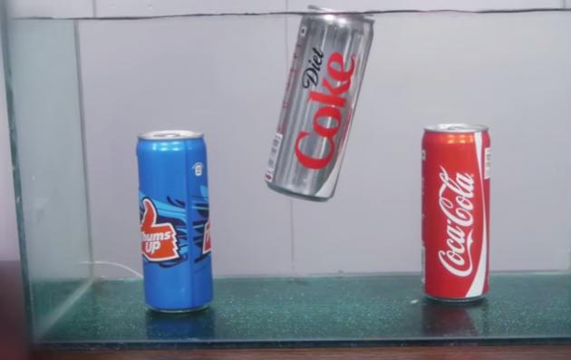 Coca Cola Flota