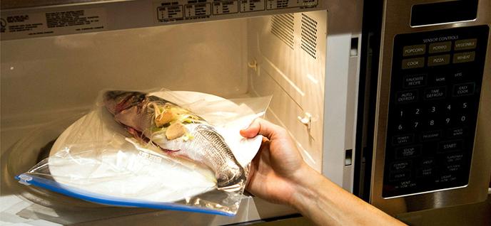 Las 5 cosas que puedes hacer en microondas y no sab as - Cocinar pescado microondas ...