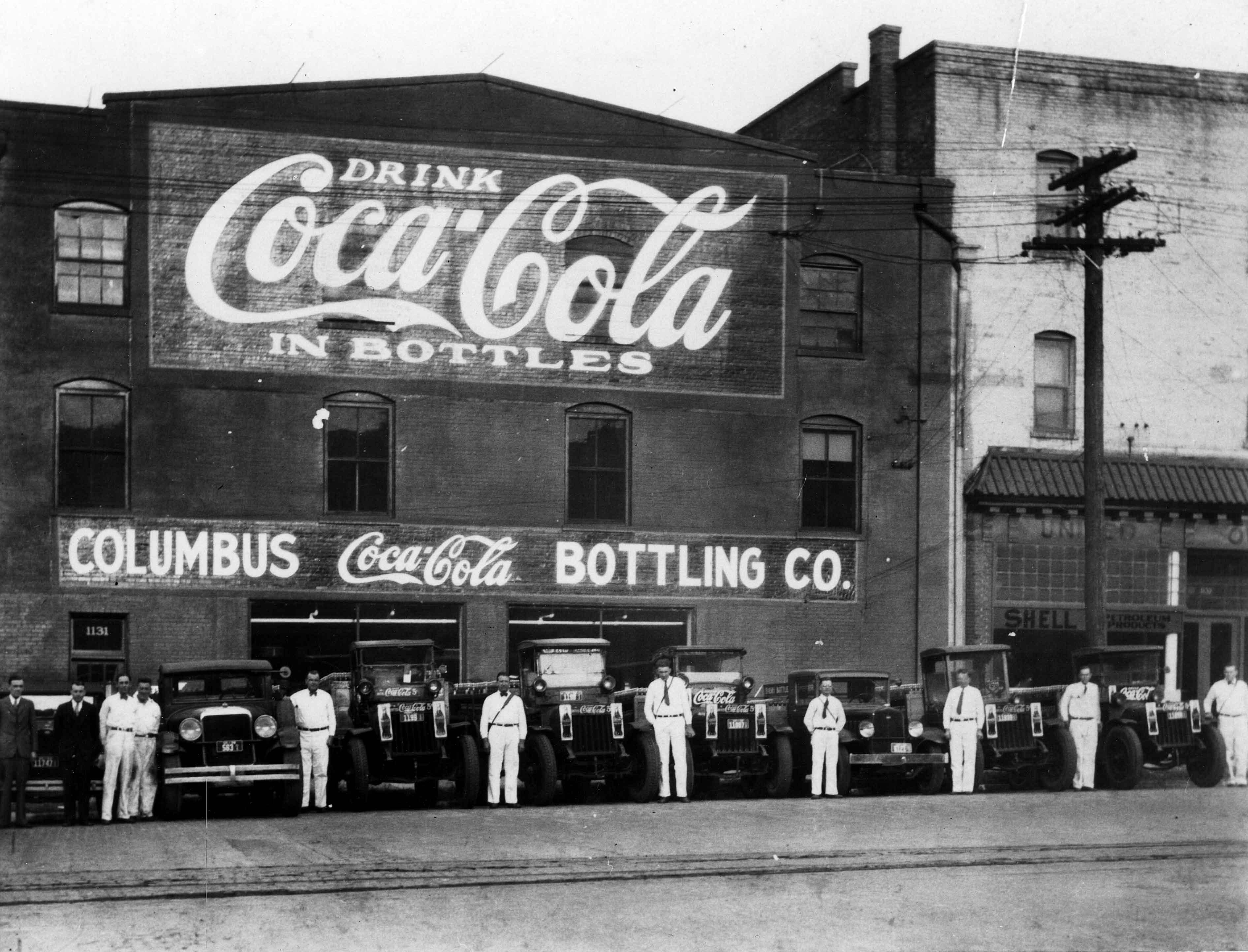 Coca cola historia