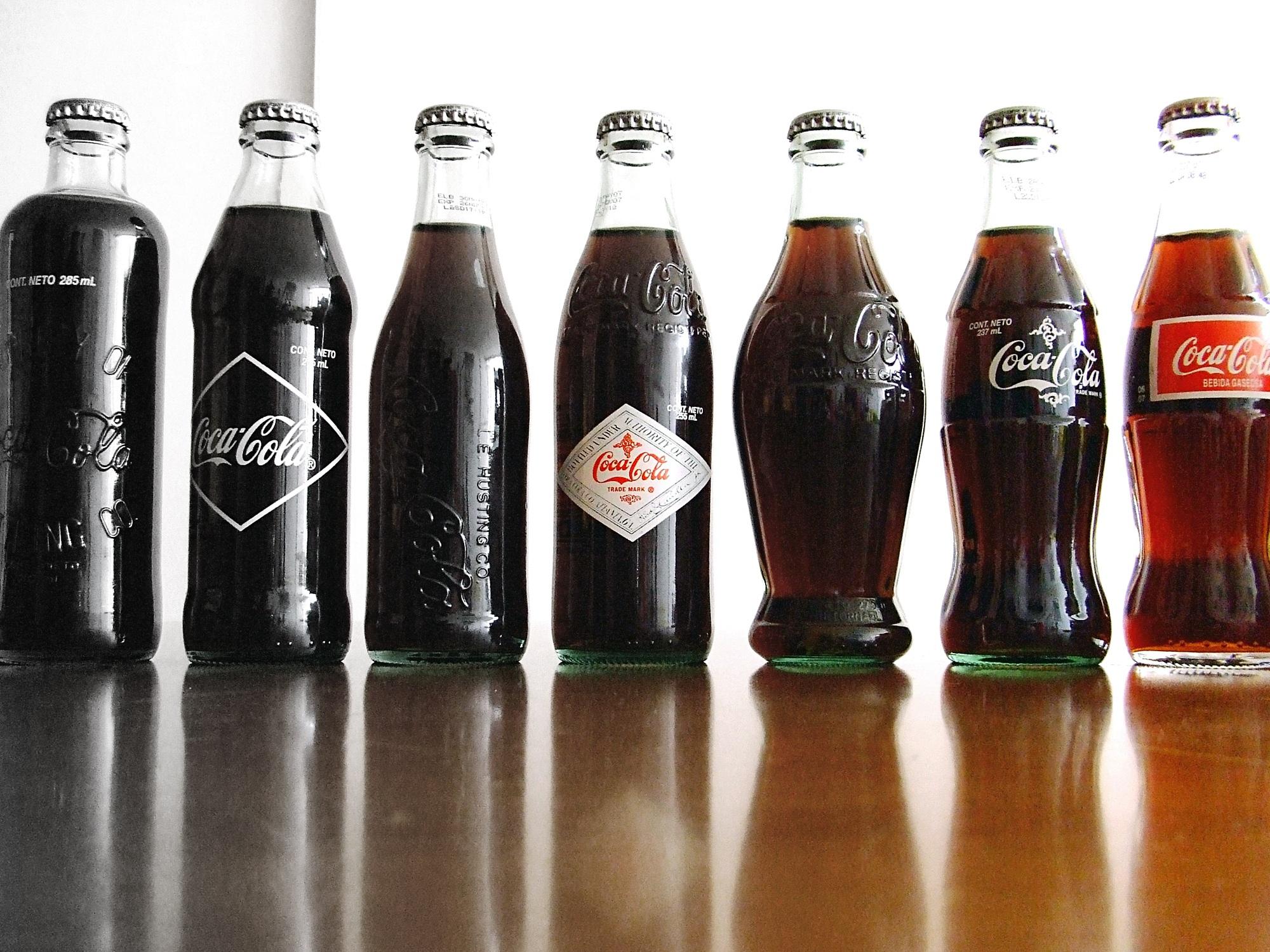 Origen de Coca Cola