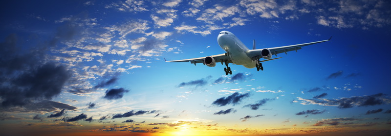 volar en avion: