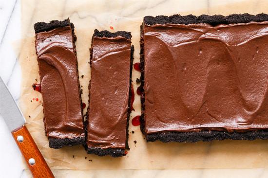 Chocolate tarta