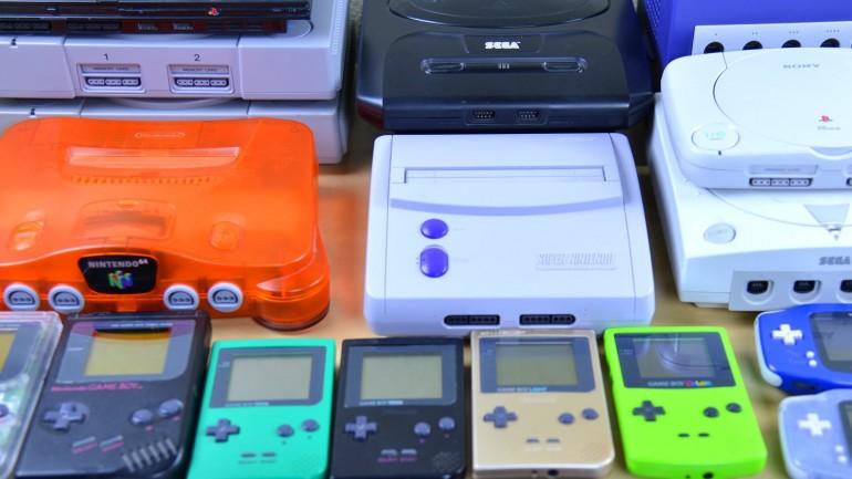 consolas de videojuegos mas vendidas de la historia