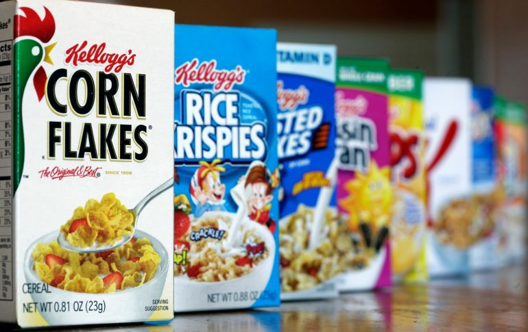 Los 5 Cereales Más Vendidos Del Mundo