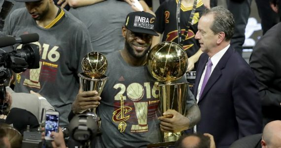 Record de Lebron James en Finales