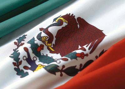Bandera de los Estados Unidos Méxicanos