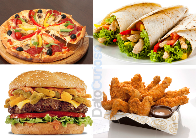 las 10 comidas m s populares del mundo