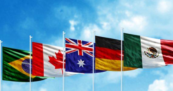 Origen de las banderas
